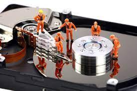 Восстановление данных с диска